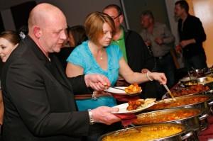Buffet Deeva Restaurant Leeds