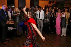 Deeva Restaurant Leeds Dancing
